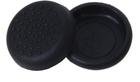 PS4 cиликоновые накладки на ручки аналогов (Black)