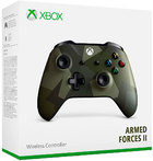 Беспроводной геймпад Xbox One Armed Forces II Special Edition (Оригинал)