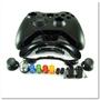 Xbox 360 корпус для беспроводного джойстика (Black) (оригинал)