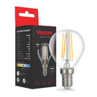 Лампа LED Vestum филамент G45 Е14 4Вт 220V 4100К