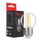 Лампа LED Vestum филамент G45 Е27 4Вт 220V 3000К