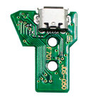 Модуль зарядки Micro USB Dualshok 4 JDS-050 (12 Pin)