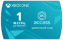 Подписка EA Access 1 Месяц Xbox One (Все страны) (цифровой код)
