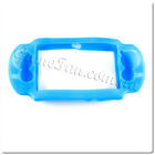 PS Vita силиконовый чехол (Blue) (PCH-1000)