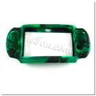 PS Vita силиконовый чехол (Камуфляж)(Green-black) (PCH-1000)