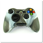 Xbox 360 силиконовый чехол для джойстика (камуфляж)(Grey-brown)