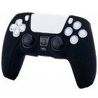 Силиконовый чехол для геймпада PS5 Dualsense черный