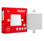 Светильник LED врезной без рамки квадратный Vestum 9W 4100K 220V